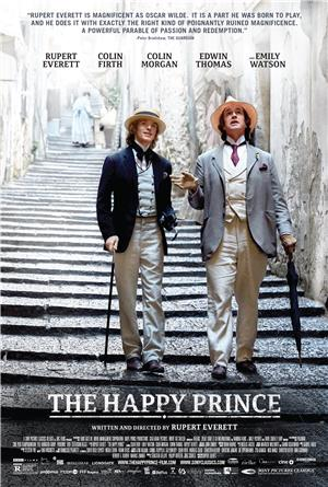 The Happy Prince (2018) 1080p Poster