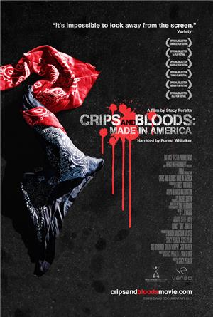 Crips and Bloods: Made in America (2008) 1080p Poster