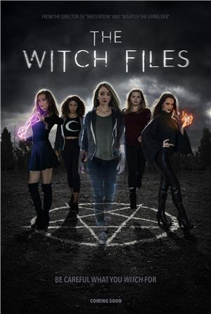 The Witch Files (2018) Poster