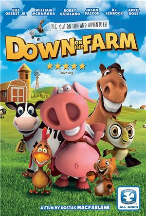 Down On The Farm (2017) Poster
