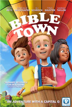 Bible Town (2018) Poster