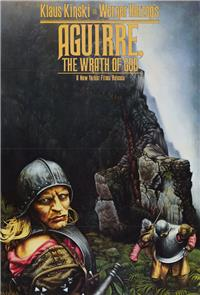 Aguirre: The Wrath of God (1972) poster
