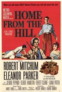 Home from the Hill (1960) poster