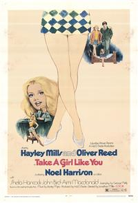 Take a Girl Like You (1970) Poster
