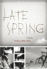 Late Spring (1949) 1080p Poster