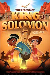 The Legend of King Solomon (2017) poster