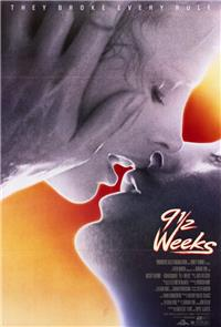 Nine 1/2 Weeks (1986) poster