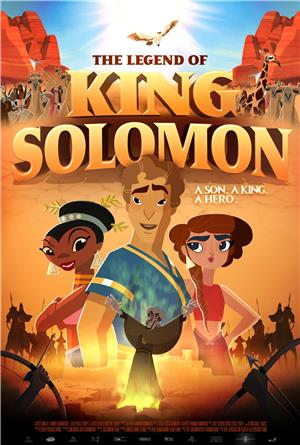 The Legend of King Solomon (2017) 1080p Poster