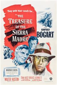 The Treasure of the Sierra Madre (1948) 1080p Poster