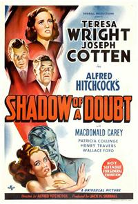 Shadow of a Doubt (1943) 1080p poster