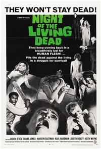 Night of the Living Dead (1968) 1080p poster
