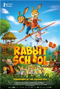 Rabbit School (2017) 1080p poster