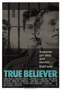 True Believer (1989) 1080p poster
