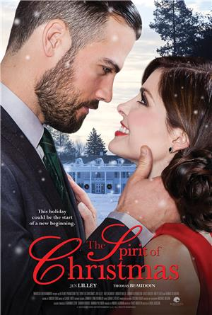 The Spirit of Christmas (2015) Poster
