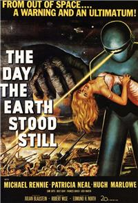 The Day the Earth Stood Still (1951) 1080p Poster