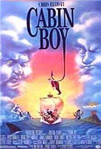 Cabin Boy (1994) 1080p Poster