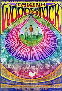 Taking Woodstock (2009) poster