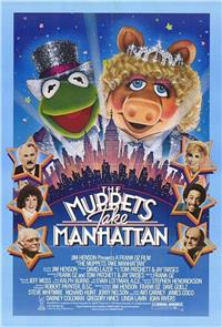 The Muppets Take Manhattan (1984) 1080p poster