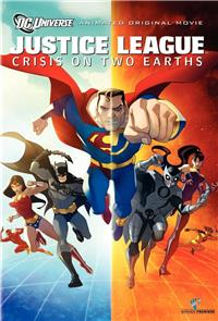 Justice League: Crisis on Two Earths (2010) 1080p Poster