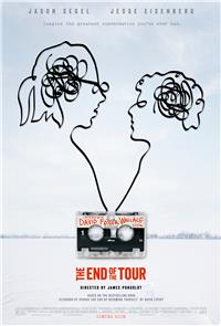 The End of the Tour (2015) 1080p Poster