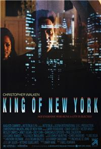 King of New York (1990) 1080p poster