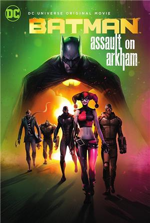 Batman: Assault on Arkham (2014) Poster