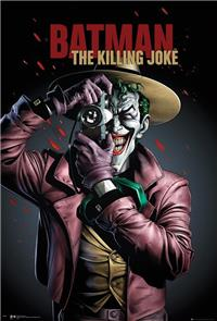 Batman: The Killing Joke (2016) 1080p poster