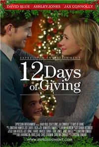 12 Days of Giving (2017) Poster
