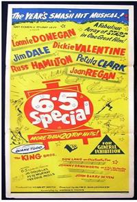 6.5 Special (1958) Poster