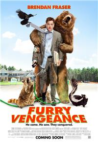 Furry Vengeance (2010) 1080p Poster