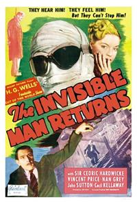 The Invisible Man Returns (1940) Poster