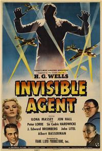 Invisible Agent (1942) Poster