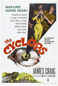 The Cyclops (1957) Poster