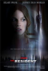 The Resident (2011) 1080p Poster