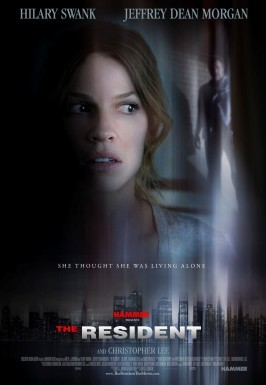 The Resident (2011) Poster