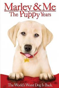 Marley & Me: The Puppy Years (2011) 1080p Poster