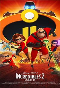 Incredibles 2 (2018) 1080p Poster