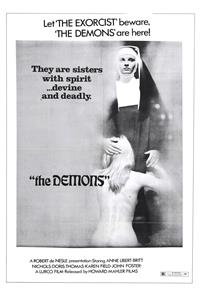 The Demons (1973) Poster