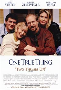 One True Thing (1998) 1080p Poster