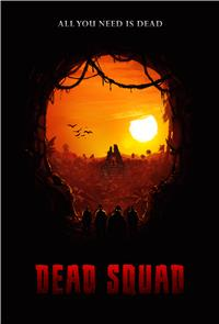 Dead Squad: Temple of the Undead (2018) Poster