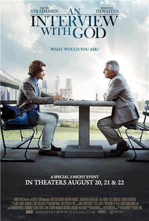 An Interview with God (2018) Poster
