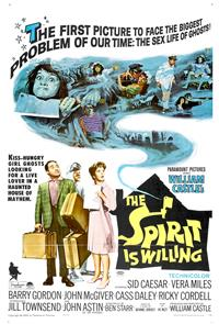 The Spirit Is Willing (1967) Poster