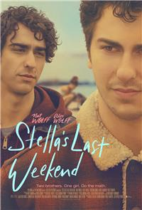 Stella's Last Weekend (2018) Poster