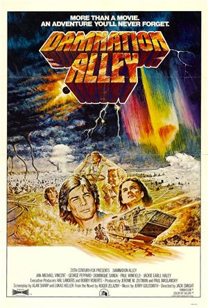 Damnation Alley (1977) Poster