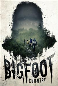 Bigfoot Country (2018) Poster