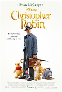 Christopher Robin (2018) 1080p Poster