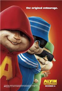 Alvin and the Chipmunks (2007) 1080p Poster