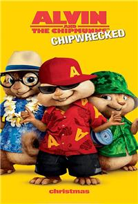 Alvin and the Chipmunks: Chipwrecked (2011) 1080p Poster