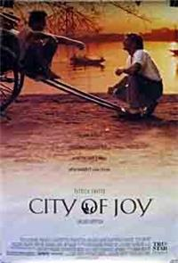 City of Joy (1992) Poster
