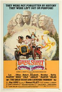 The Great Scout & Cathouse Thursday (1976) 1080p Poster